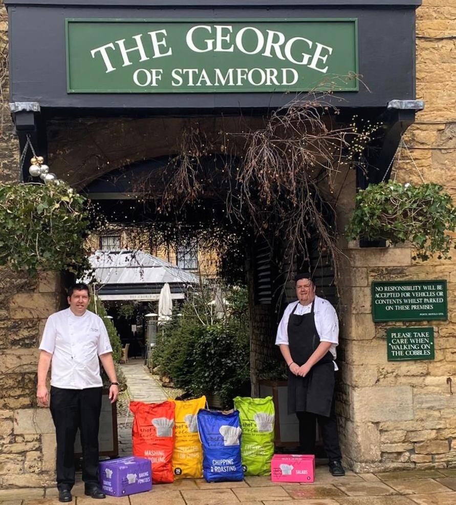 The George Promo Image